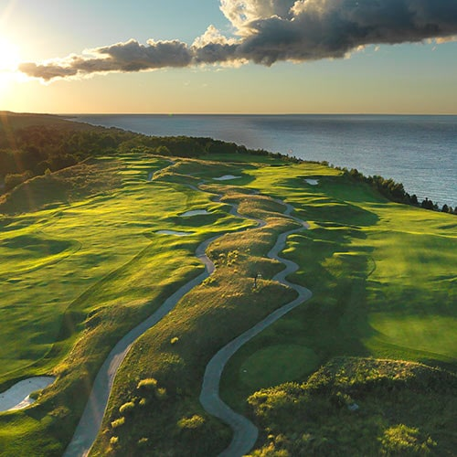 BOYNE Golf, Michigan