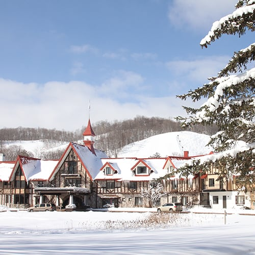 Main Lodge at Boyne Highlands